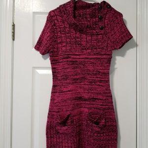 Women woolen dress